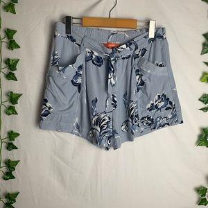 JOE FRESH Floral/Stripes Shorts